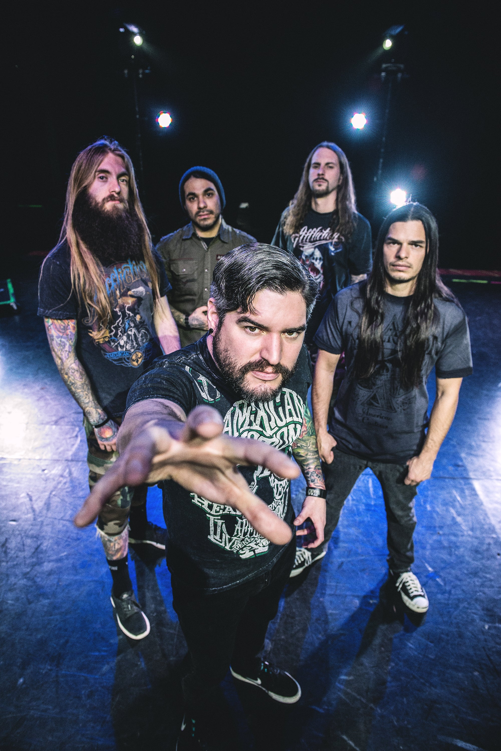 Suicide Silence Reschedule UK Headline Tour For 2017