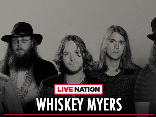Zhlédni Whiskey Myers z The Dome in London! ŽIVĚ