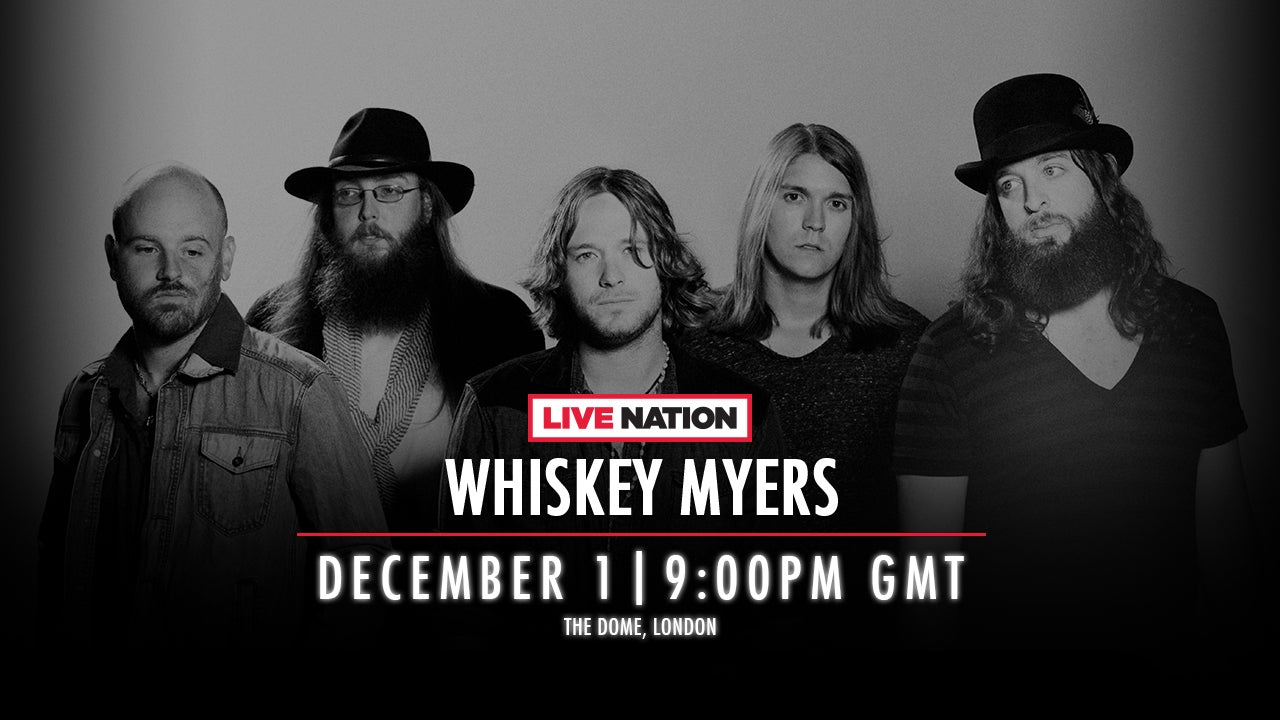 Stream A Full Whiskey Myers Show With LNTV!