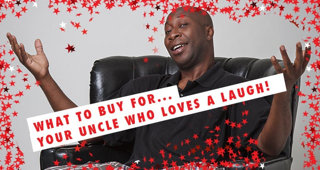 LN Christmas Guides: What To Buy... Your Uncle Who Loves A Laugh