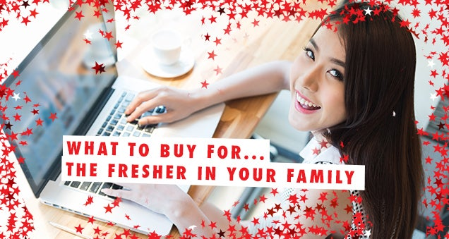 LN Christmas Gift Guides: What To Buy… The Fresher In Your Family