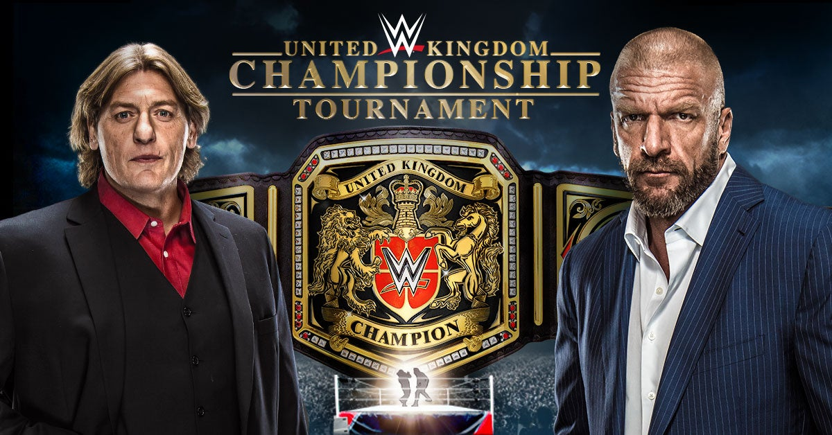 The WWE UK Championship Tournament Is Go!