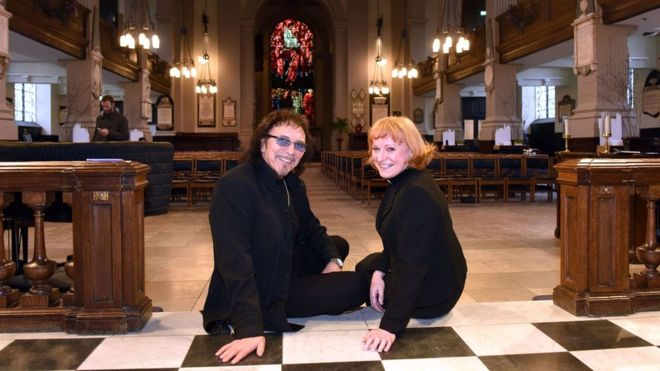 Black Sabbath's Tony Iommi Pens Choral Piece For Birmingham Cathedral