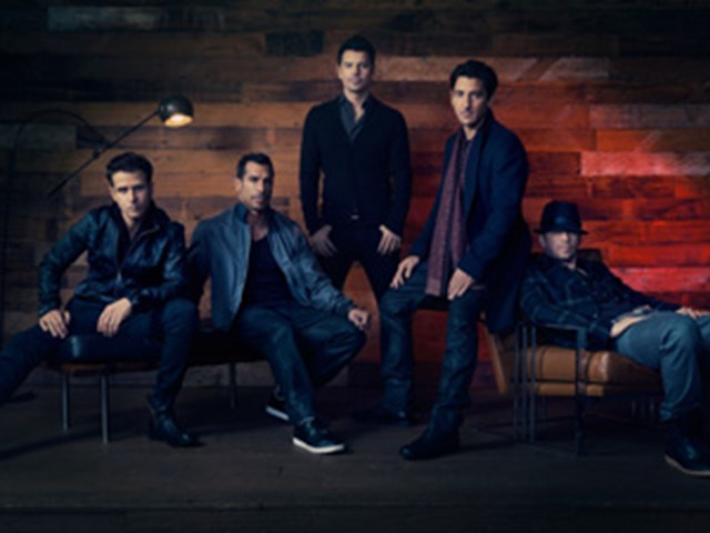 NEW KIDS ON THE BLOCK ANNOUNCE TOUR WITH PAULA ABDUL & BOYZ II MEN