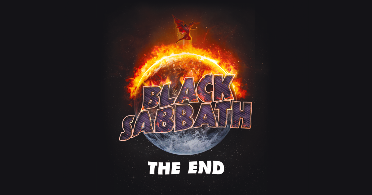 500 Extra Standing Tickets Released For Each Black Sabbath London Show!
