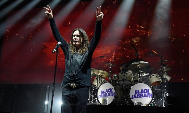 Black Sabbath Have Played Their Last Ever Manchester Show