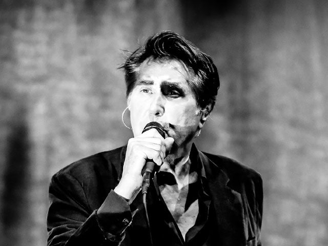 Bryan Ferry will play his greatest hits in Krakow