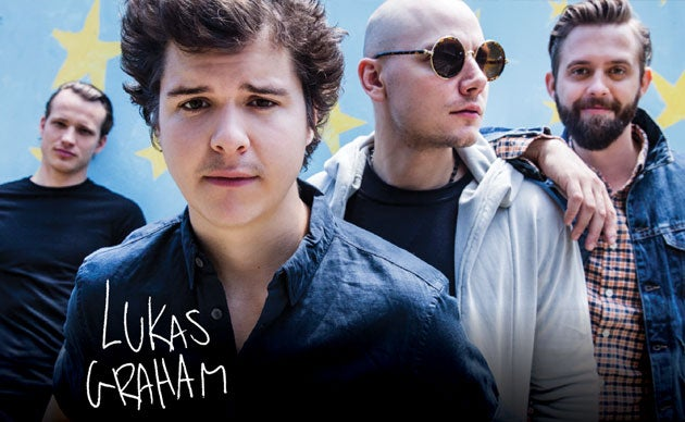 Lukas Graham live op Summertime Ball met '7 years'