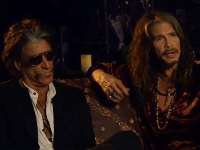See the third part of the interview with Joe Perry and Steven Tyler!
