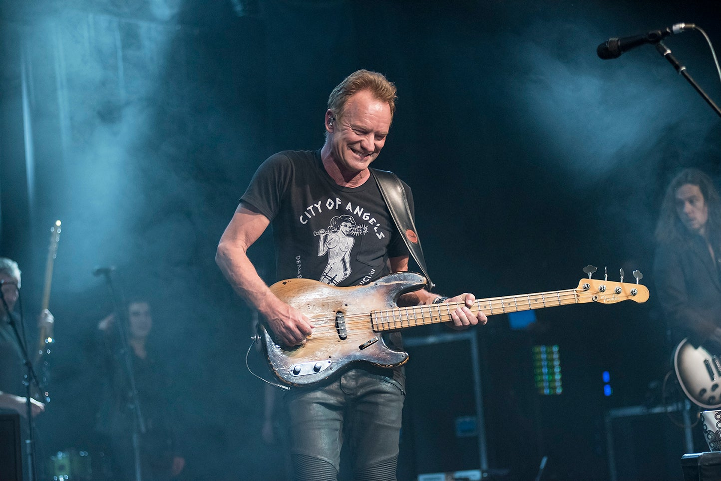 Sting's 57th & 9th Tour Is Go! Here's What The Reviews Are Saying
