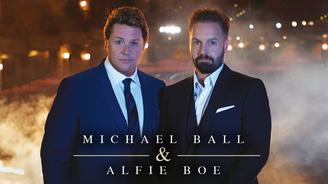 Michael Ball and Alfie Boe perform Les Mis medley on BBC's Let It Shine