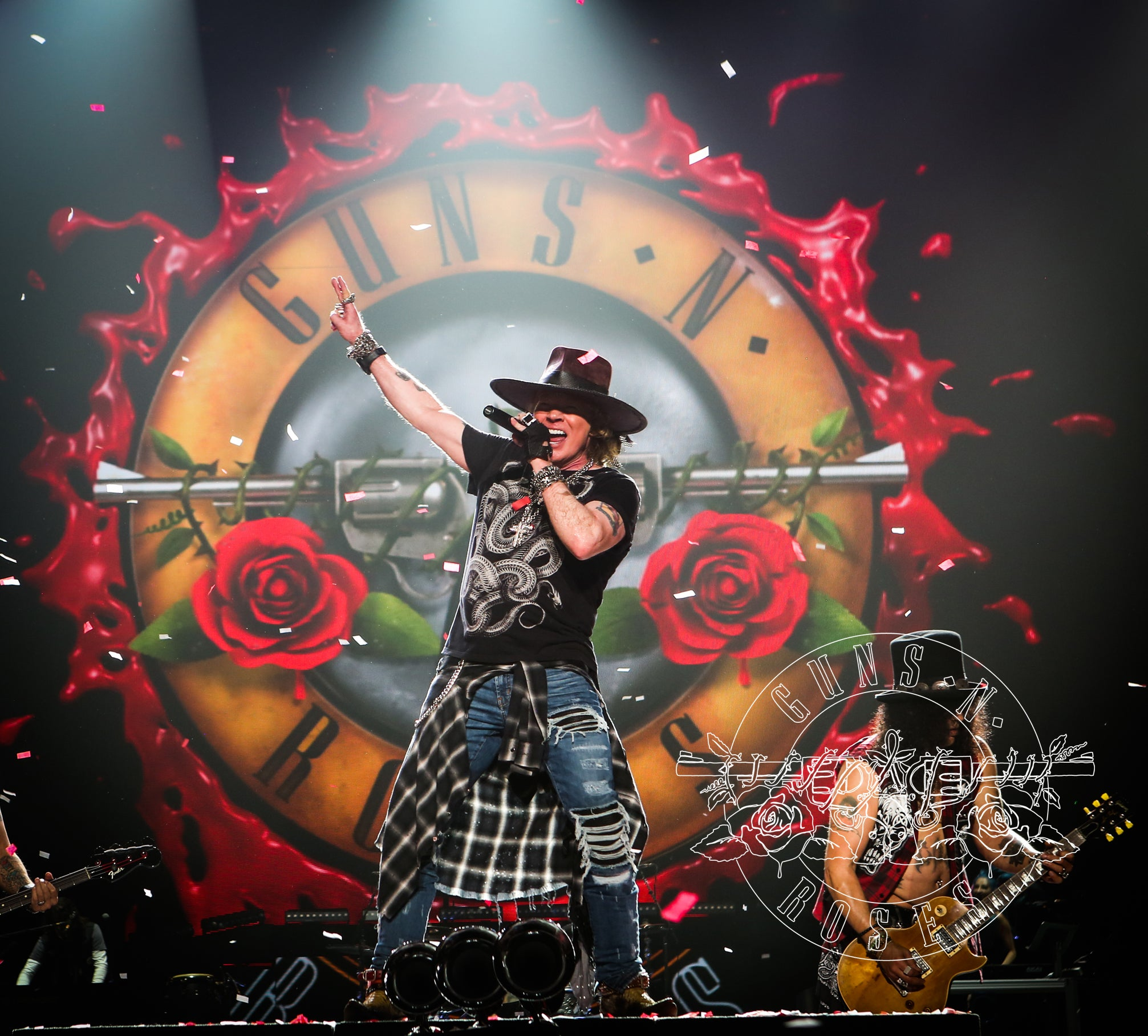 These Guns N' Roses Shows Look Phenomenal. No, Really - Look!