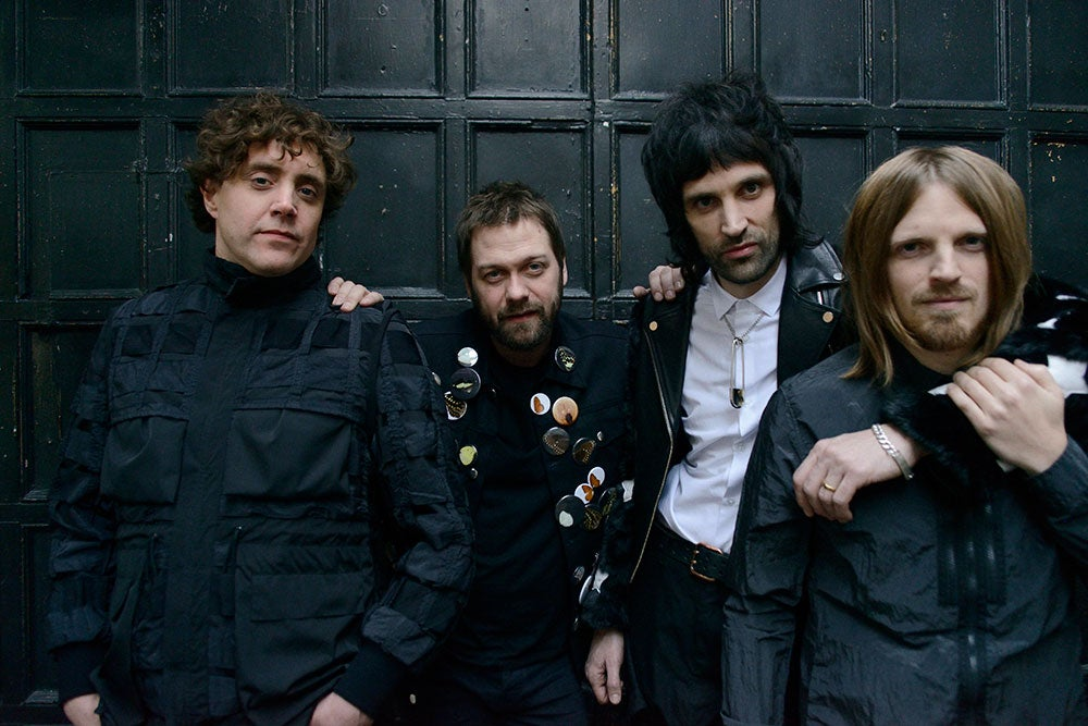 Kasabian Announce Eight-Date Tour In Support Of 'For Crying Out Loud'