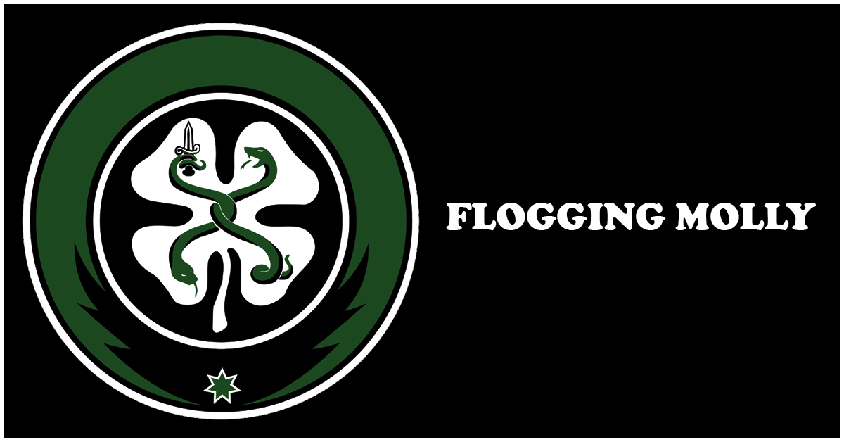 Flogging Molly Just Gave Us One Hell Of A St. Patrick's Day Treat!