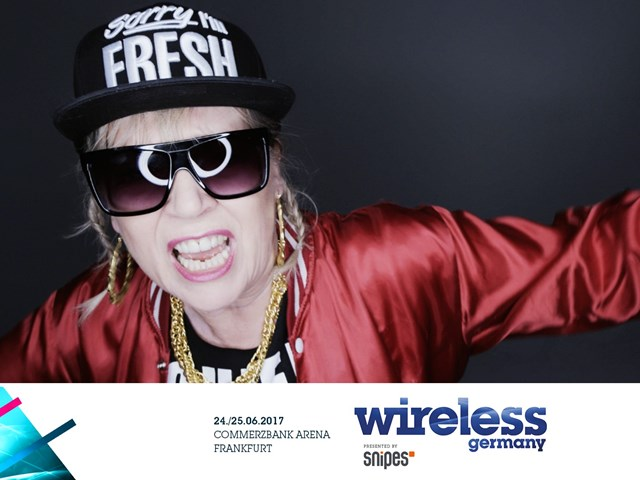 Wireless Festival Germany: Ursel & Traudel - Peng! Peng!