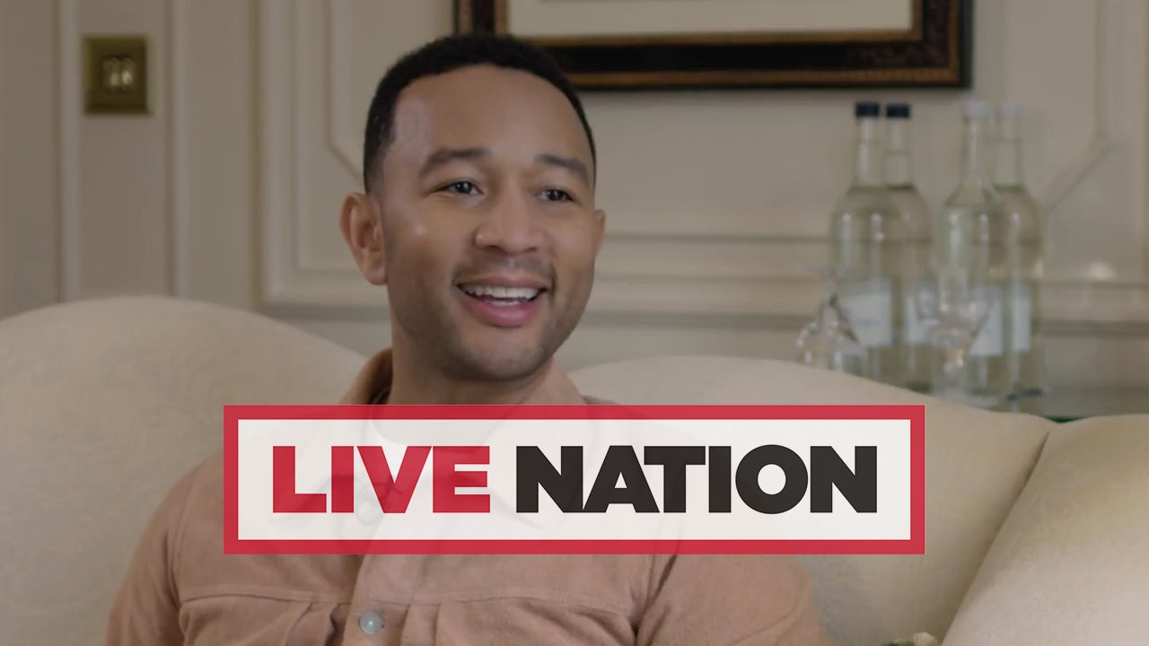 "John Legend Speaks To Matt Everitt For LNTV: ""I'm Excited; It's A New Step"""