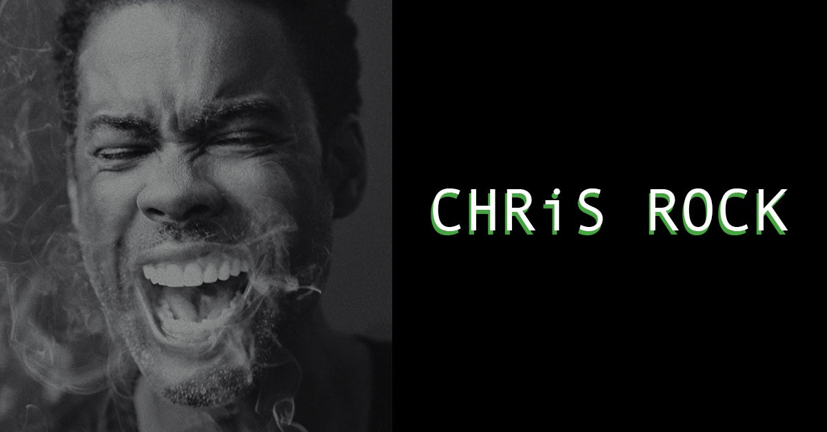 Chris Rock To Bring The Total Blackout Tour To The UK In 2018