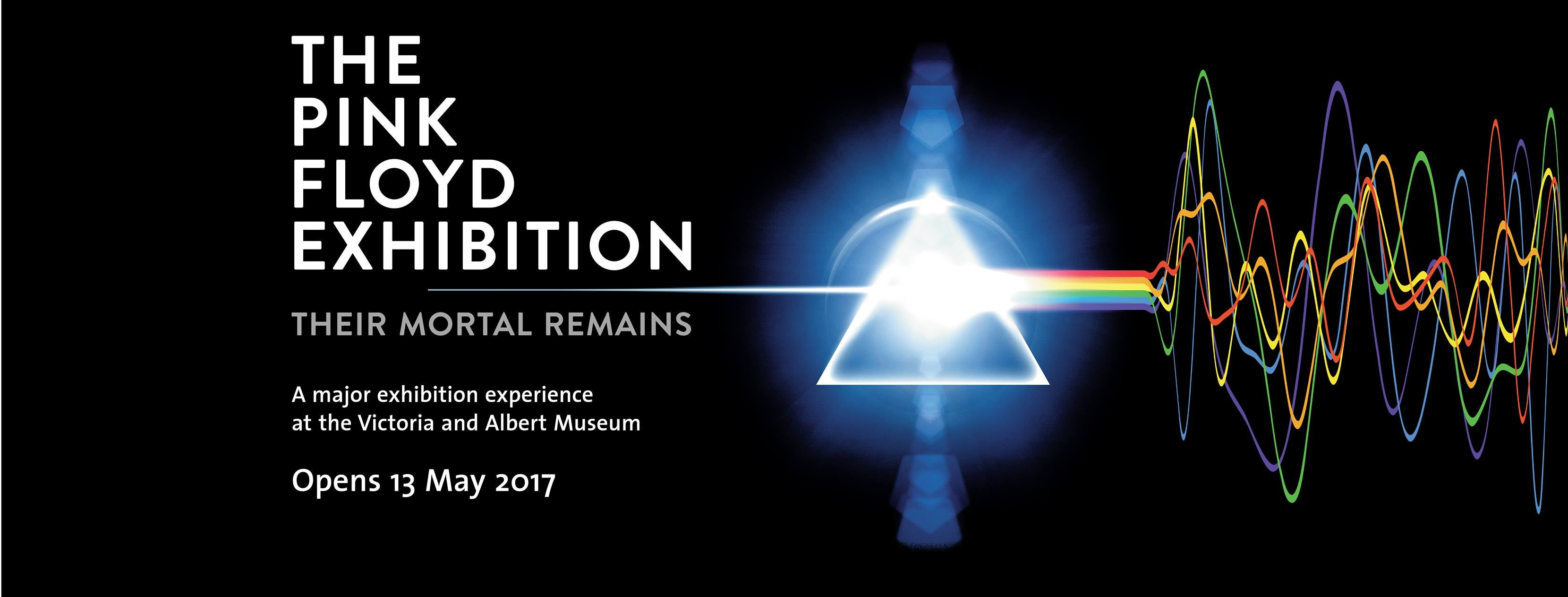 Transmisja z wystawy The Pink Floyd Exhibition: Their Mortal Remains!