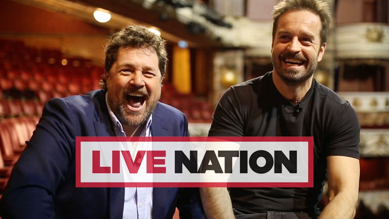 Michael Ball vs Alfie Boe: The Stars Interview Each Other!