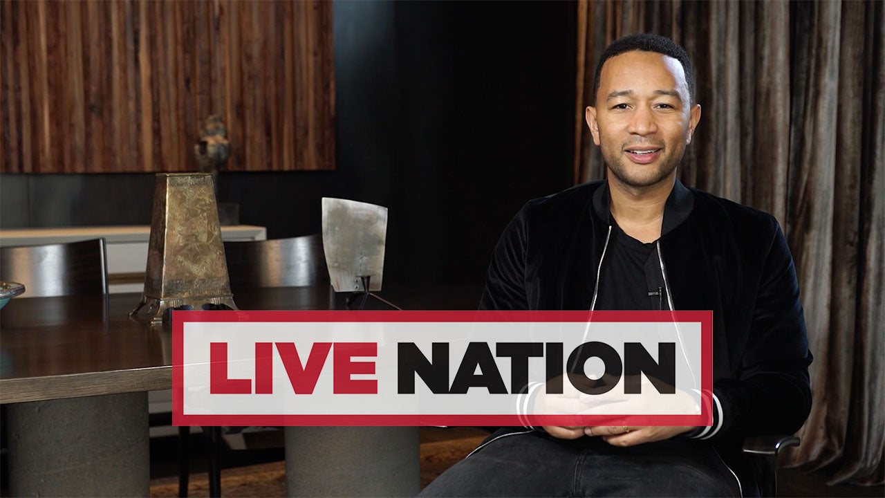 John Legend Has A Message For UK Fans Ahead Of The Darkness And Light Tour