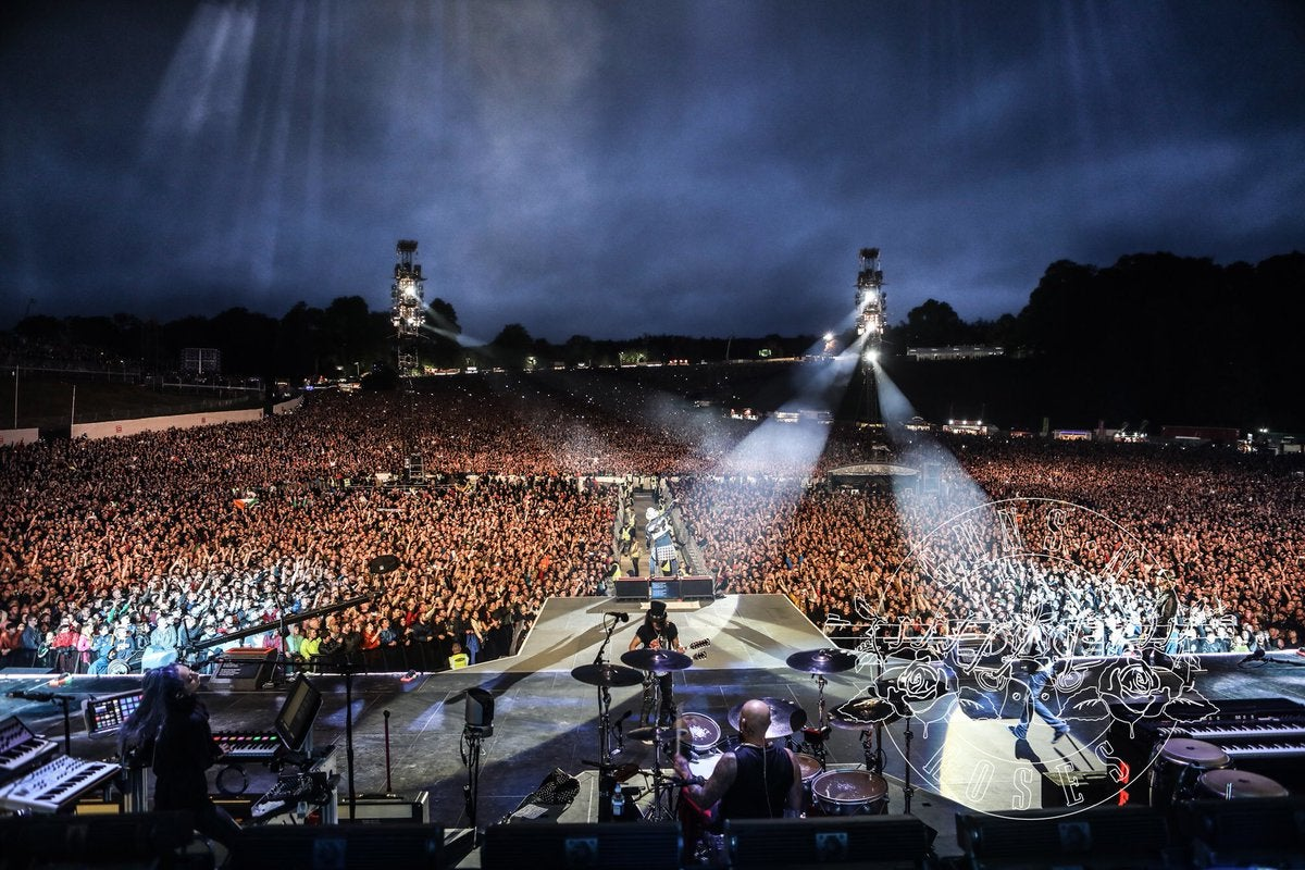 After 25 Years Away, Guns N' Roses Mark Their Return To Ireland With Epic Slane Gig