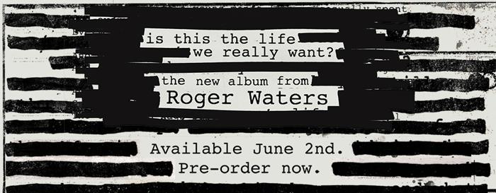 Roger Waters releases first studio album in 25 years!
