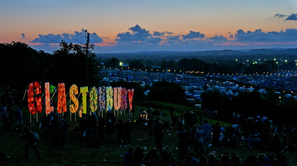 Glasto's A-Coming! Here's Who You Should Be Watching This Weekend...