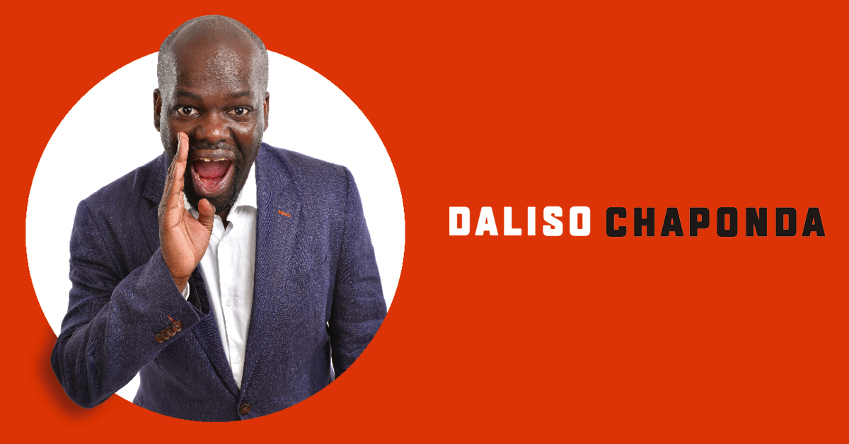 BGT's Daliso Chaponda Extends Mammoth UK Tour Throughout 2018