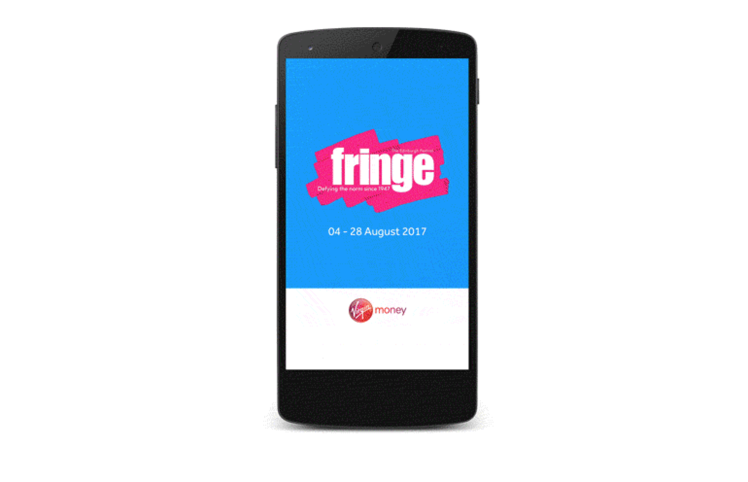 Happy World Fringe Day: The Edinburgh Fringe Festival App Has Arrived!