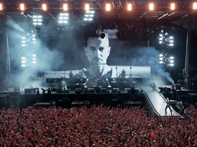 Watch Depeche Mode's LiVE SPiRiTS at the Waldbühne In Berlin