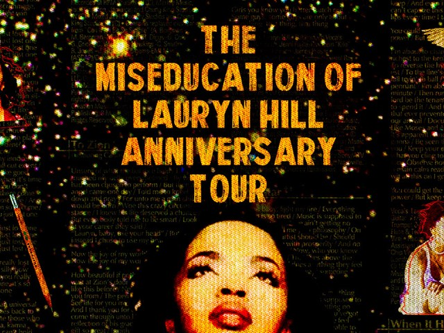 MS. LAURYN HILL JAPAN SHOW RESCHEDULE / REFUND NOTICE *Updated 27/10/2020
