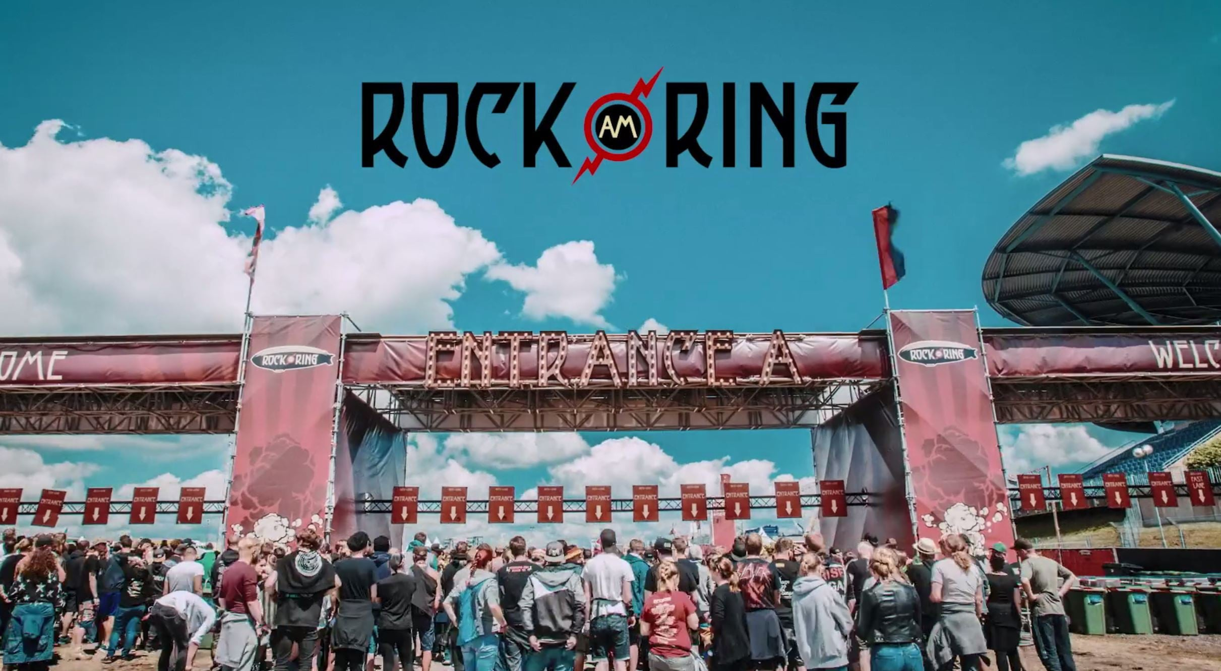 Rock am Ring 2017 - Best Of Trailer