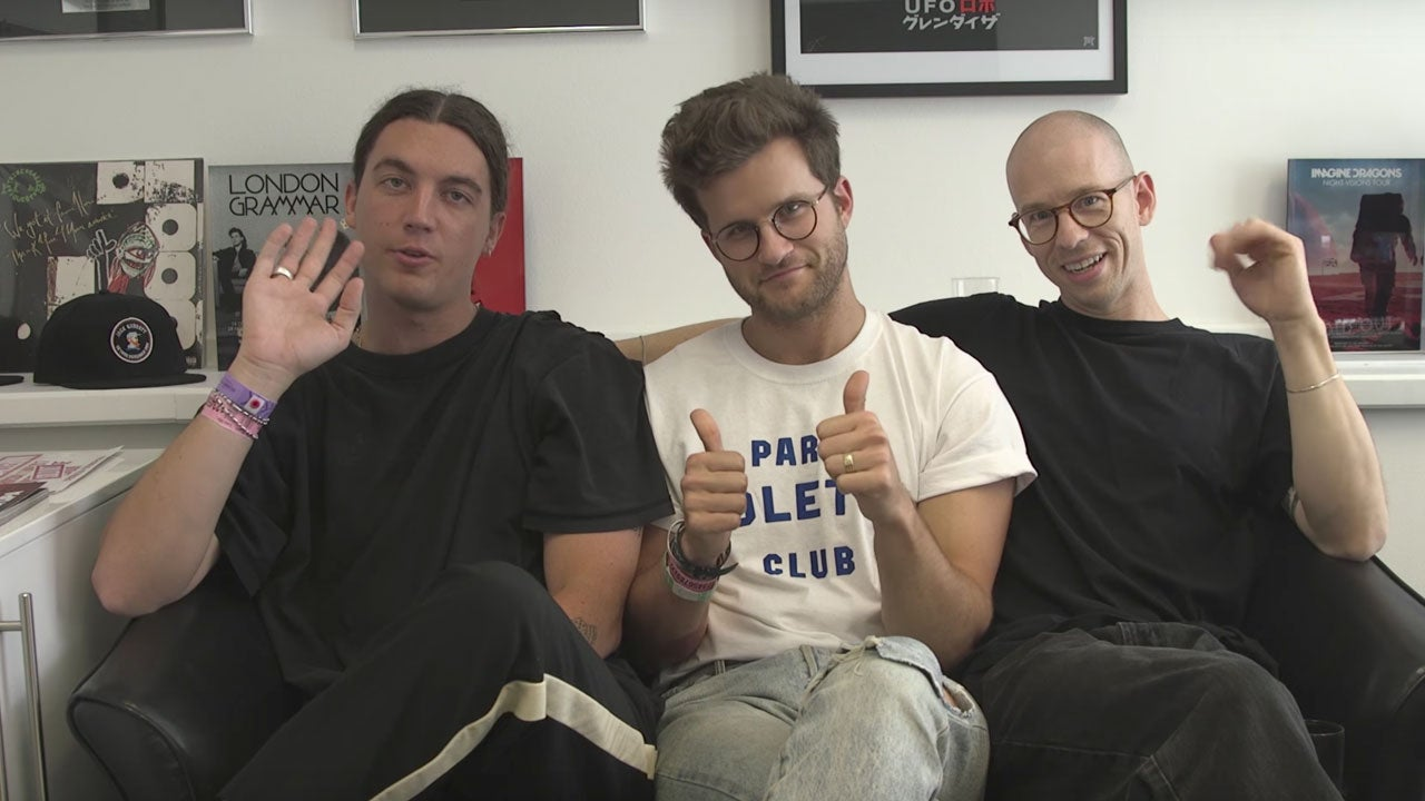 "LANY: ""This Is The Beginning Of Something Amazing"""