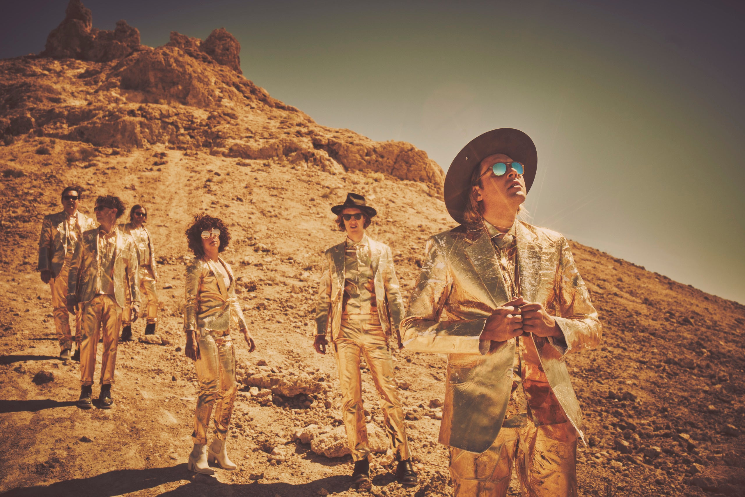 Arcade Fire's 'Everything Now' Scores Them Third Number One Album