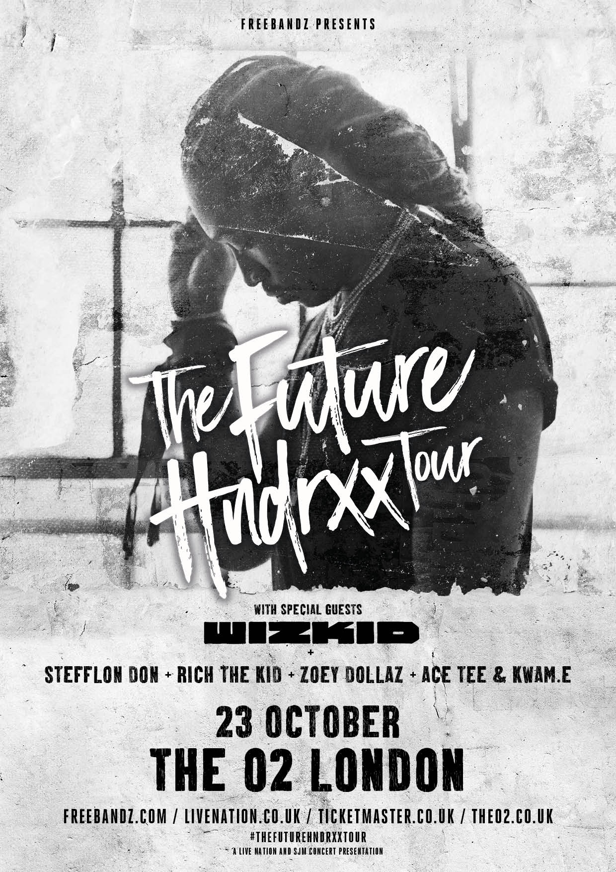 Future Confirms EPIC Supporting Bill For UK Tour!
