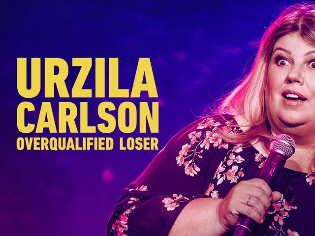 Urzila Carlson: Overqualified Loser - OUT NOW!