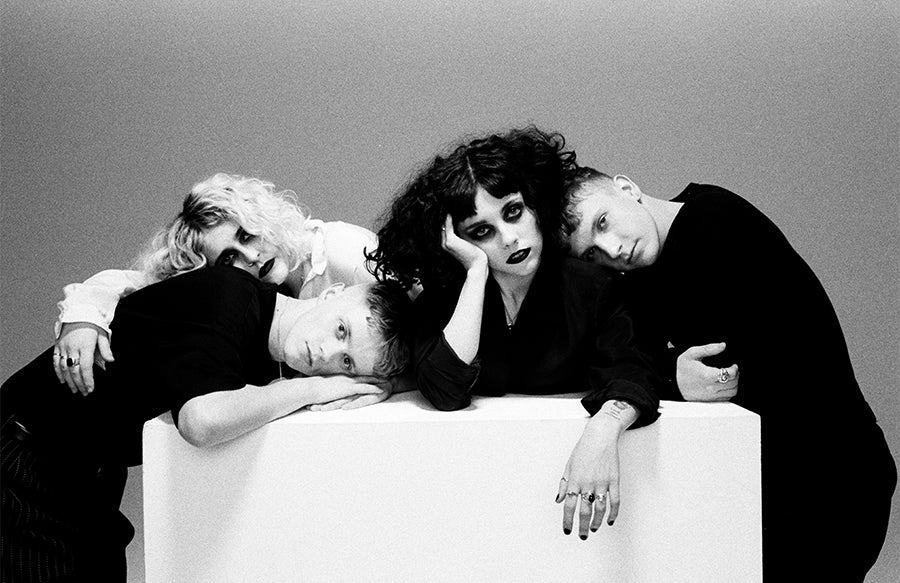 INTRODUCING: PALE WAVES