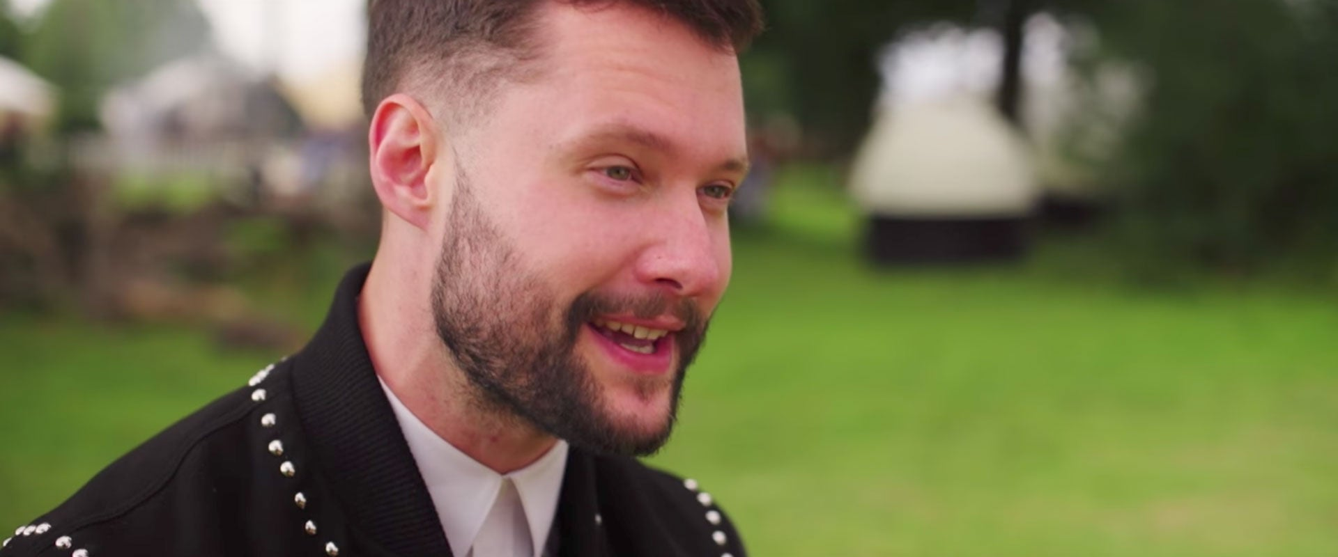 "Calum Scott On Supporting Emeli Sandé: ""It's Gonna Be Insane!"""