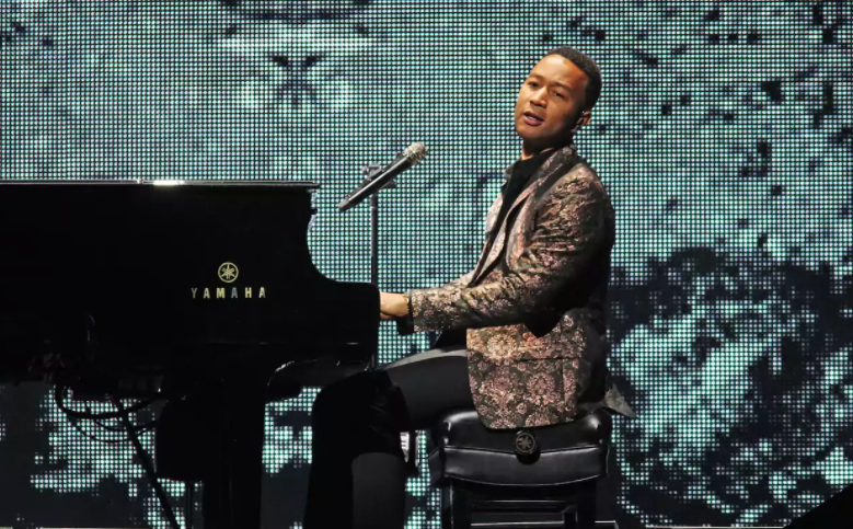 John Legend's Darkness And Light Tour Hits London!