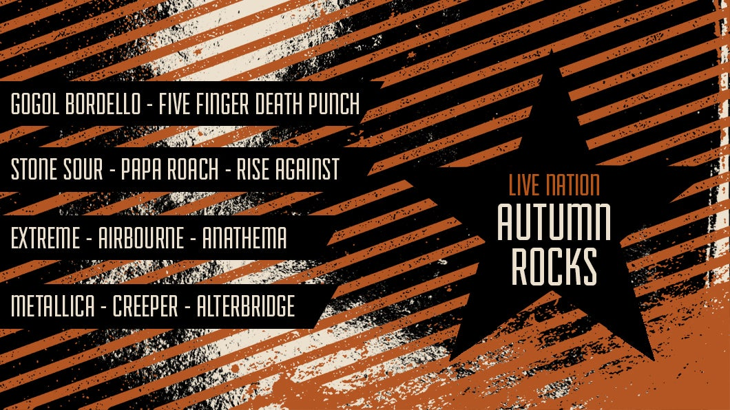 Autumn Rocks! 10 Acts Bringing The Heavy As The Months Get Colder