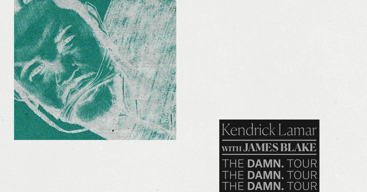 The Internet Has Gone Crazy For Kendrick Lamar's UK Tour News