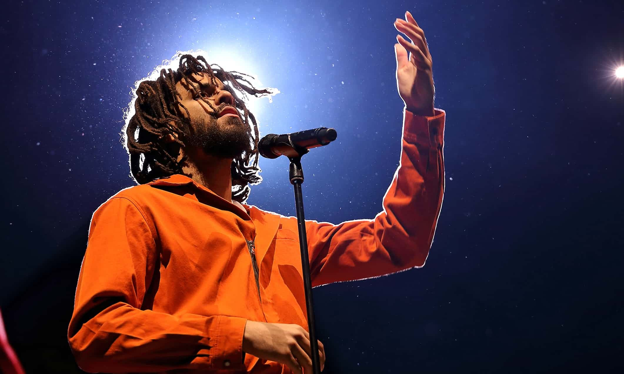 Here's The Reaction To J. Cole's UK Dates So Far
