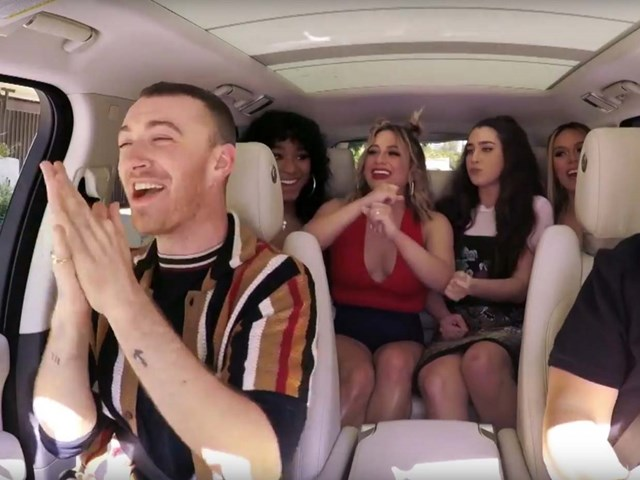 Sam Smith beim Carpool Karaoke!