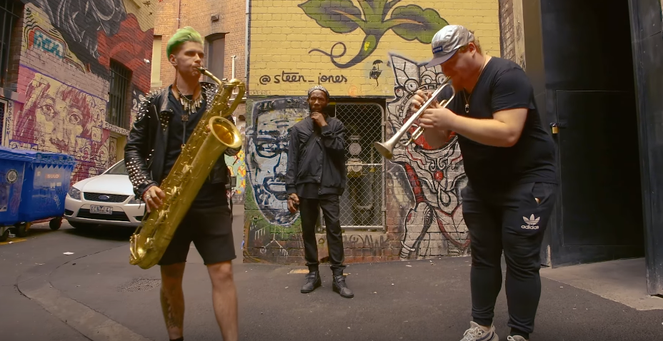 Watch Too Many Zooz Awesome Tribute To Malcolm Young