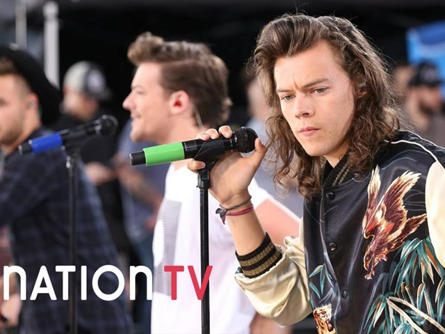 ANATOMY OF A SHOW: INSIDE THE MAKING OF A ONE DIRECTION SHOW