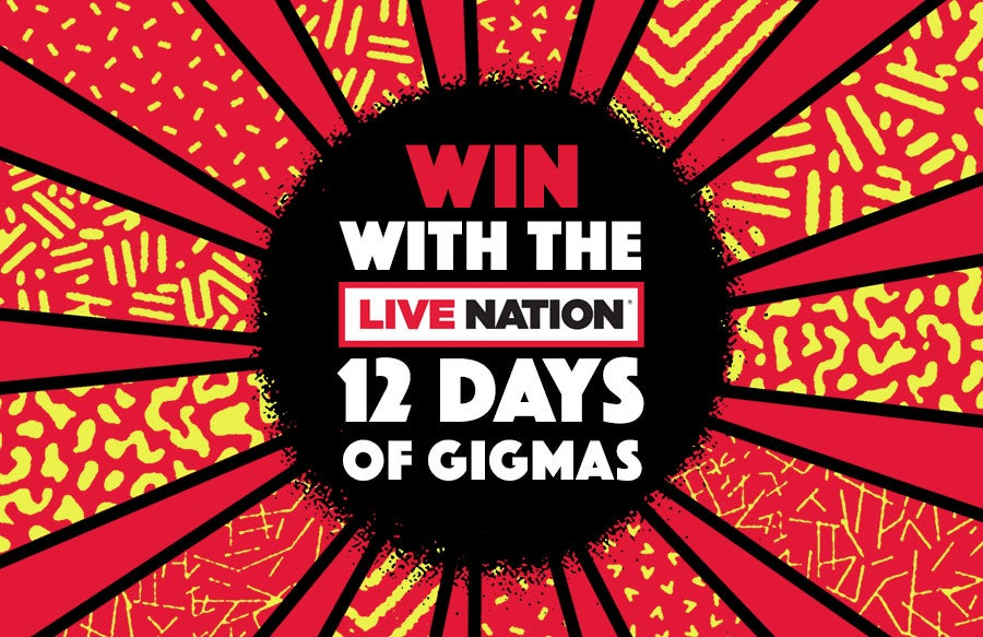 WIN with the 12 Days of Gigmas!