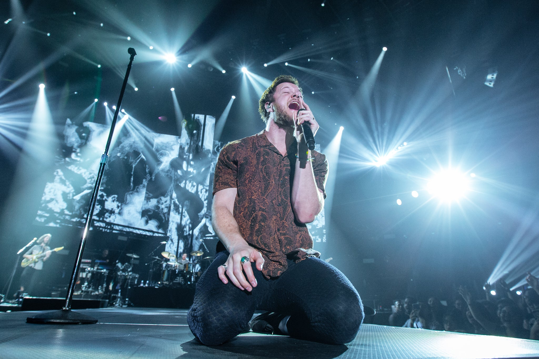 Imagine Dragons' Evolve Tour Looks Incredible So Far