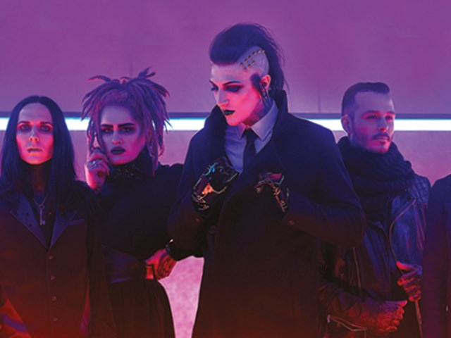 Motionless In White: Offizielle Tour-Playlist