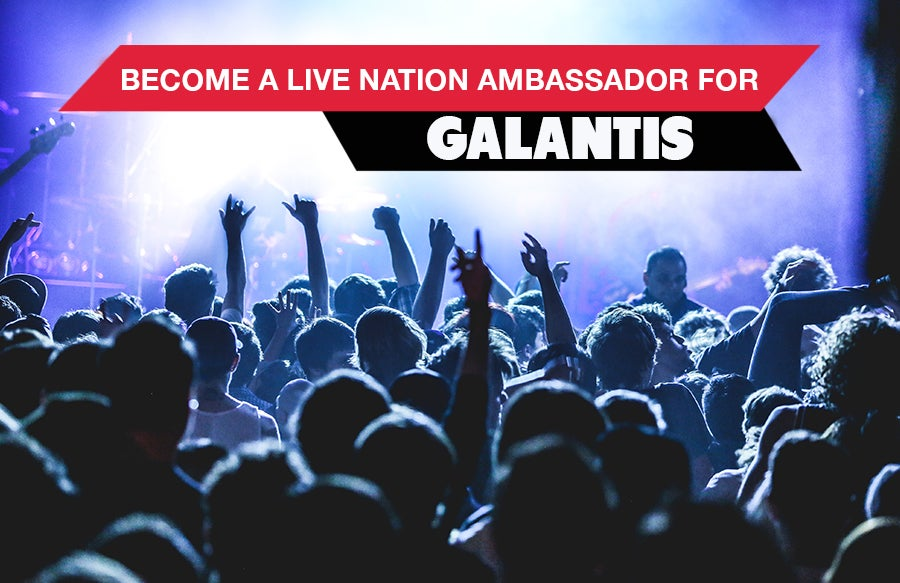 Want To Earn Free Gig Tickets? Check Out Our Live Nation Ambassador Programme!