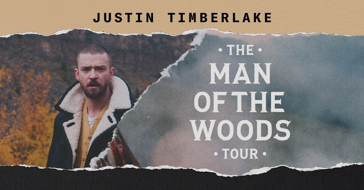 Justin Timberlake is bringing The Man Of The Woods Tour to the UK